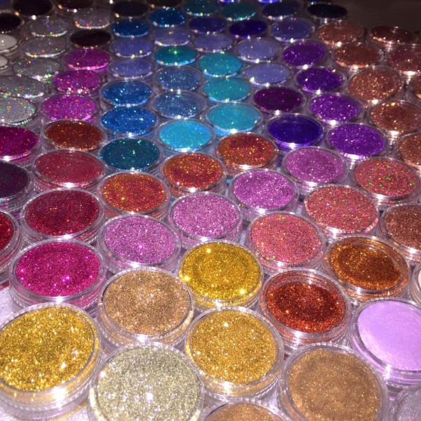 Whole Glitter Collection ♥ (126 Glitters) ♥